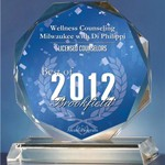 Di Philippi, Holistic Anxiety Therapist, and Wellness Counseling Milwaukee, Best of Brookfield award