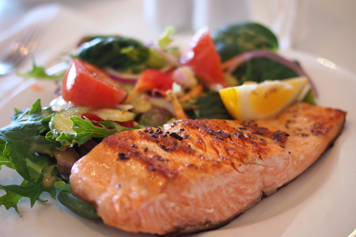 Less Stress Now: Check Out Omega-3s