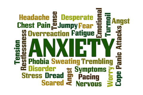 #1 Most Effective Anxiety Treatment: CBT