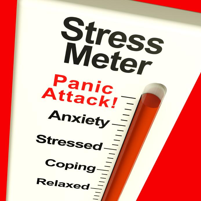 When Panic Attacks: Part 1