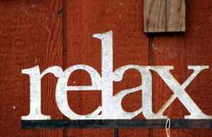 relaxsign-dreamstimefree_5737875