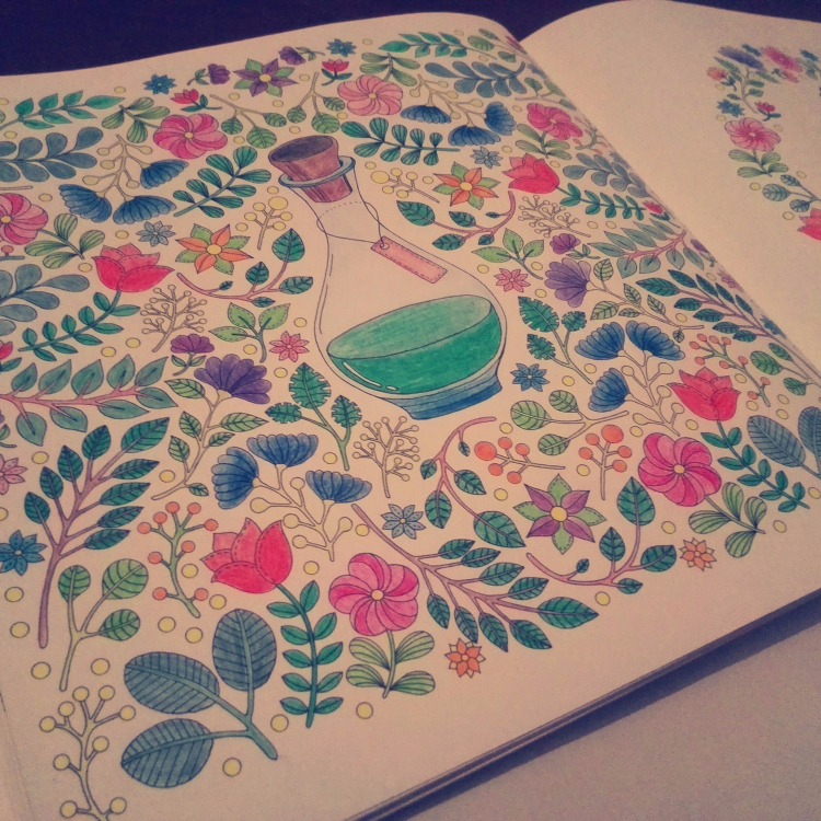 What's Up With The Adult Coloring Book Craze?
