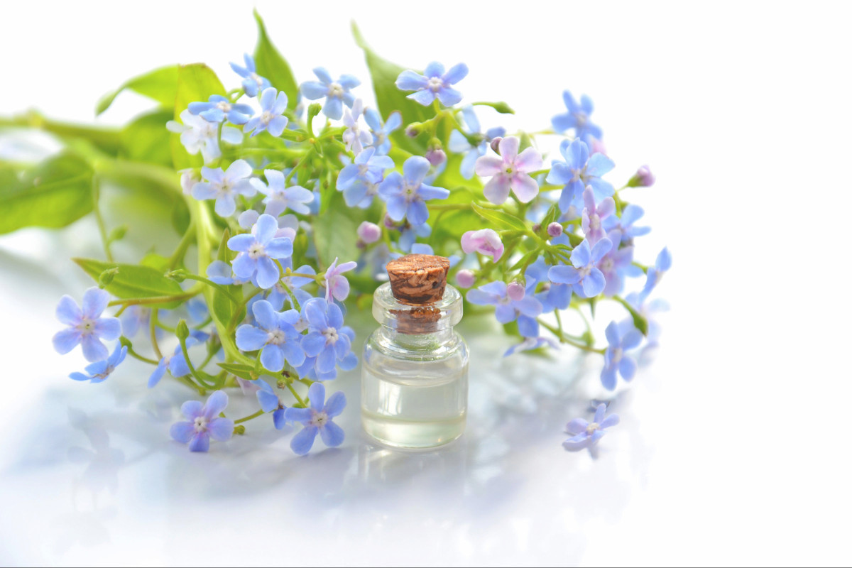 Essential Oils: Try Lavender, Ylang-ylang, Marjoram, And Neroli