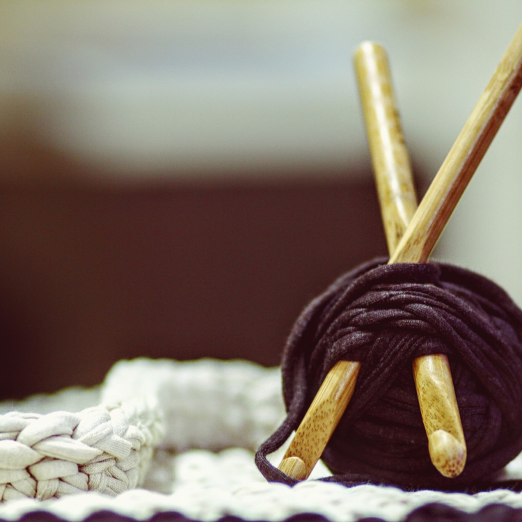 Take Up Knitting (yes, You Read That Right)