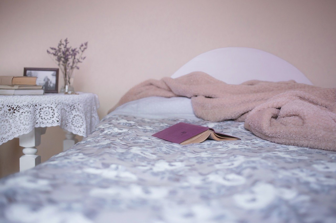 Set Yourself Up For A Good Night's Sleep